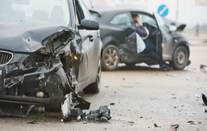 car accident in Ottawa
